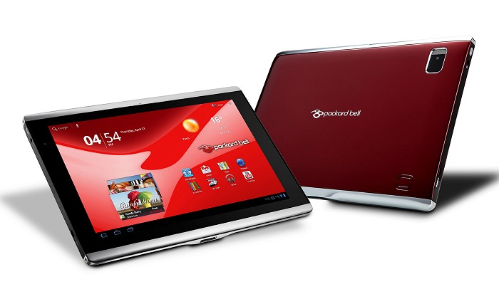 PackardBell actualiza la Liberty a Android 3.2, Imagen 1