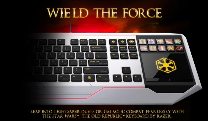 Razer comienza la venta de periféricos edición Star Wars: Old Republic, Imagen 2