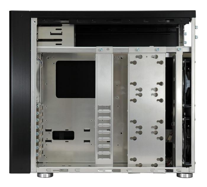 La PC-100 de Lian Li lo cambia todo, Imagen 2