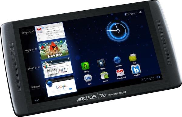 Archos prepara una nueva Tablet 70b más barata con Android 3.2, Imagen 1