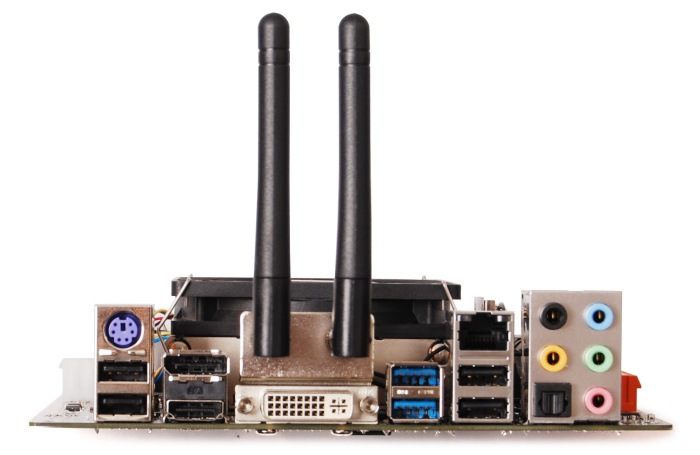 Zotac presenta la nueva D2700-ITX WiFi Supreme, Imagen 2
