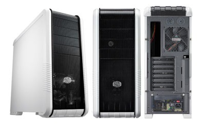 Cooler Master  690-II Advanced White Black & White Edition, Imagen 1
