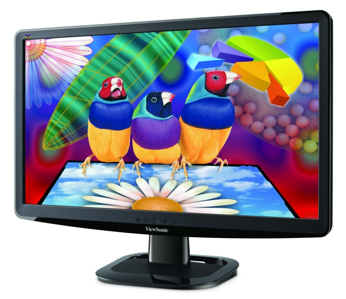 ViewSonic VX2336s-LED con SuperClear IPS, Imagen 1