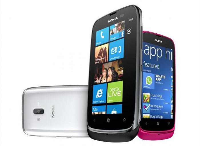 WMC 2012. Nokia Lumia 610, 900 y 808 Pureview, Imagen 1