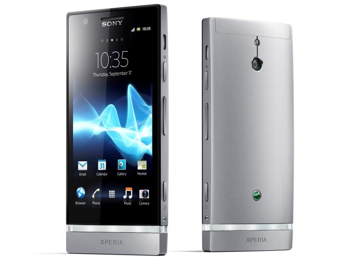 WMC 2012. Sony inicia su andadura en solitario con nuevos Smartphones, Imagen 1