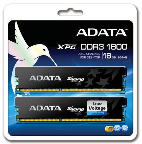 ADATA lanza nuevos módulos serie XPG, Imagen 1
