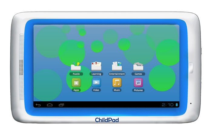 Archos presenta la primera tablet para niños, Imagen 1