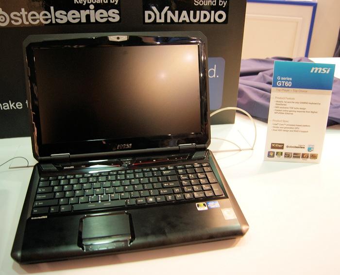 CeBit 2012. MSI renovara su gama de portátiles gaming, Imagen 2