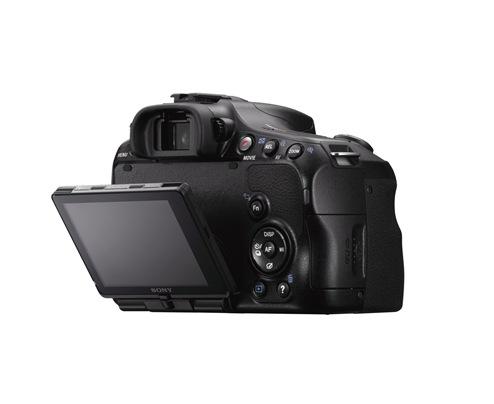 Nueva Sony SLT-A57 de espejo translucido, Imagen 3