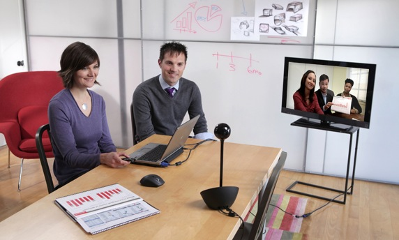 Logitech BCC950. La webcam profesional para conferencias, Imagen 1