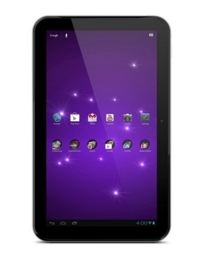 Otra nueva gama de tablets Toshiba sin precios competitivos, Imagen 1