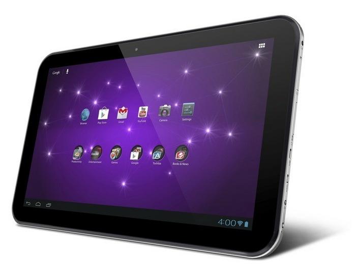 Otra nueva gama de tablets Toshiba sin precios competitivos, Imagen 2