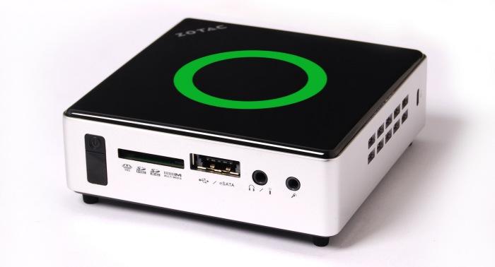 ZOTAC ZBOX Nano XS AD11 Plus, Imagen 1