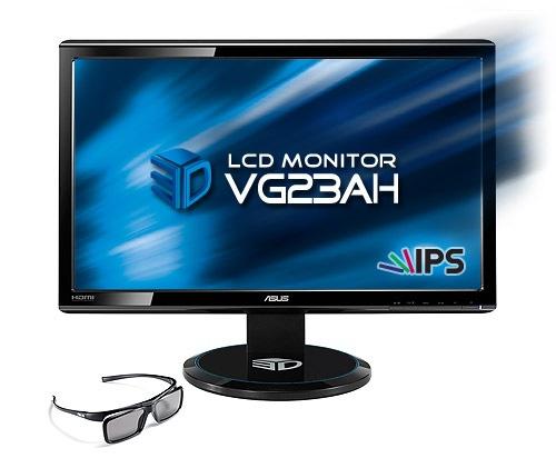 """ASUS VG23AH. Un nuevo monitor 3D de 23"""", Imagen 1"""