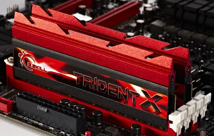 Gskill introduce las nuevas Trident X con XMP 1.3, Imagen 1