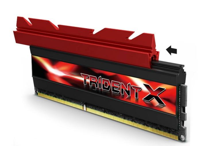 Gskill introduce las nuevas Trident X con XMP 1.3, Imagen 2