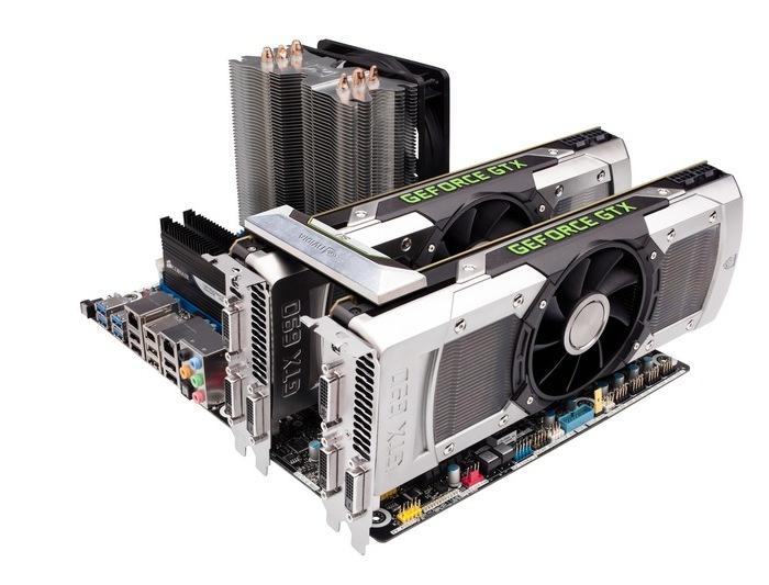 Nvidia lanza la GTX 690. Doble GPU, doble precio, Imagen 3
