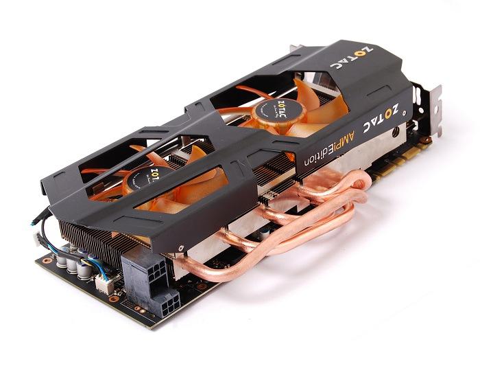 Zotac: Geforce GTX 680 Amp! y GTX 680 4GB, Imagen 2