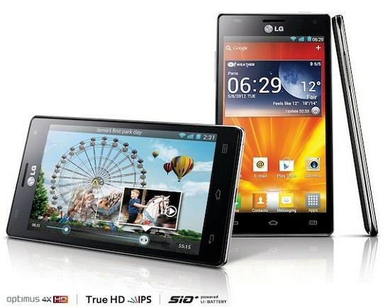 LG presentará su Optimus 4X pronto en Europa, Imagen 1