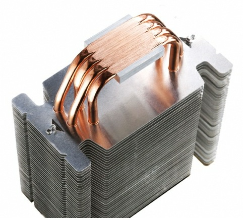 Nuevo Cooler Master Hyper 412 Slim, Imagen 2