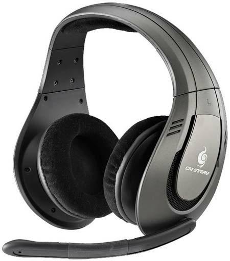 Nuevos auriculares Sonuz de CM Storm, Imagen 1