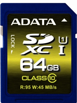 ADATA lanza nuevas memorias SDHC y SDXC Premium Pro con UHS-I, Imagen 1