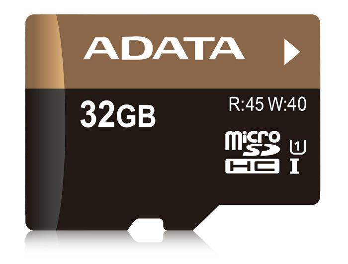 Adata mejora el rendimiento de sus memorias microSDHC, Imagen 1