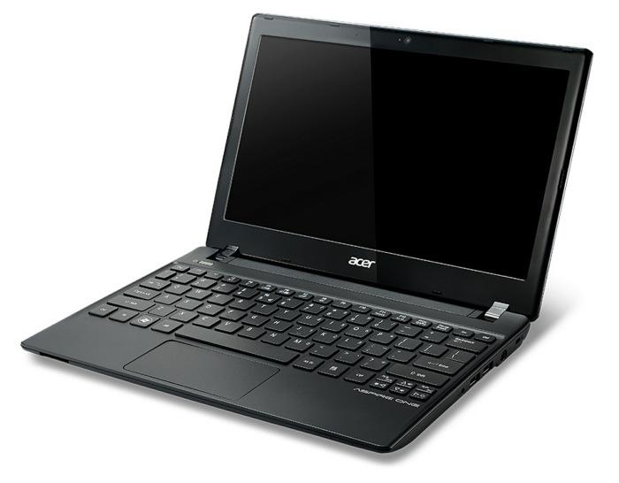 Acer lanza los nuevos Aspire One 756 ahora sí, con Sandy Bridge, Imagen 1