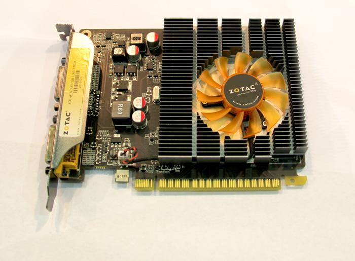 Computex 2012. Zotac. GeForce GT 640, Imagen 1