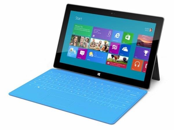 Microsoft presenta Surface. Su tablet Windows 8 RT, Imagen 1