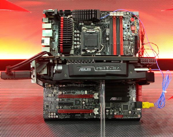 ASUS lanza la placa base ROG Maximus V Extreme, tope de gama  Z77, Imagen 2