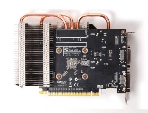 Geforce GT 640 Zone Edition pasiva de Zotac, Imagen 2