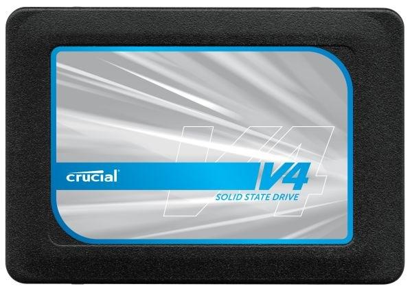 Crucial lanza la gama V4 de discos SSD, Imagen 1