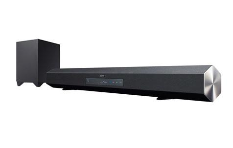 Nuevas barras de sonido HT-CT60 y HT-CT260 de Sony, Imagen 1