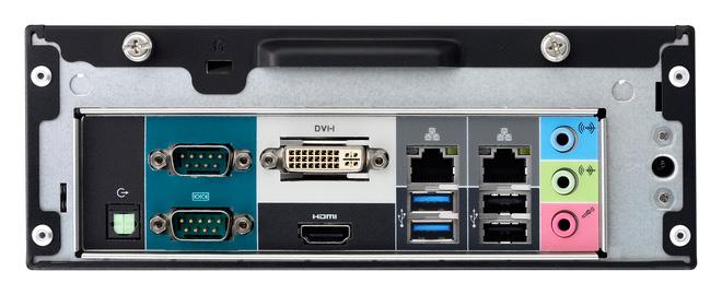Shuttle XH61V. Formato sencillo para equipos Core de 3ra generación, Imagen 1