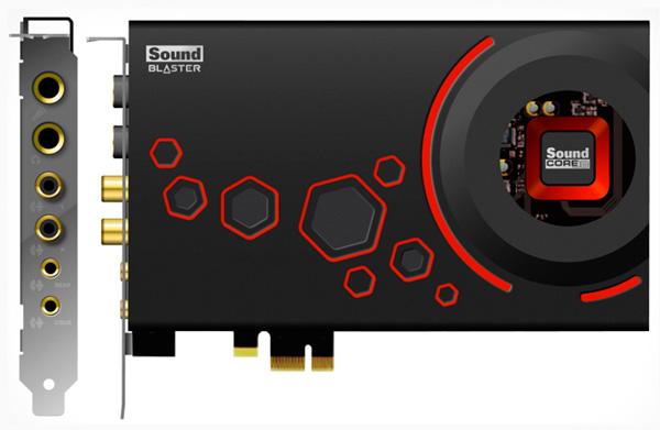 Sound Blaster Z-Series, Imagen 1