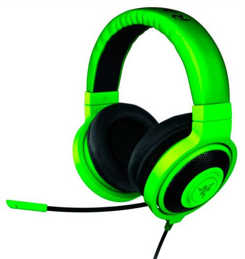 Razer Kraken, auriculares para llamar la atención, Imagen 1