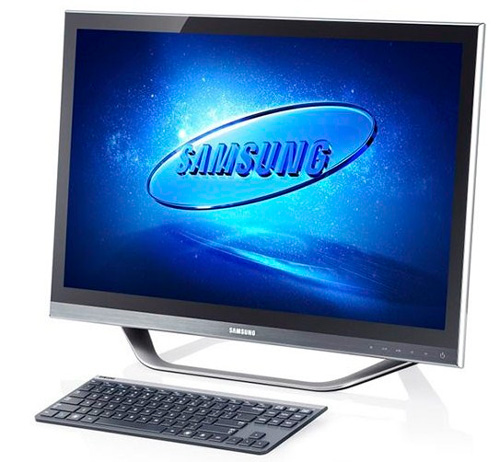 Samsung presenta nuevos modelos de Todo-En-Uno táctiles, Imagen 2