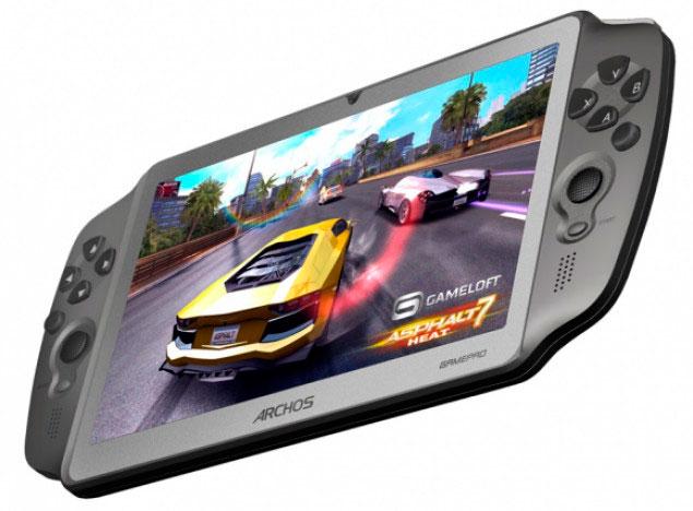 IFA 2012. Archos. Archos Gamepad, tablet para juegos, Imagen 1