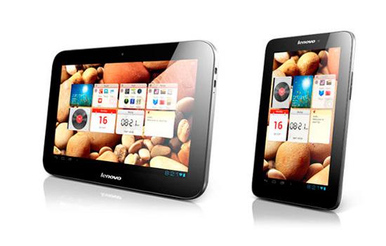 IFA 2012. Lenovo IdeaTab, Imagen 1