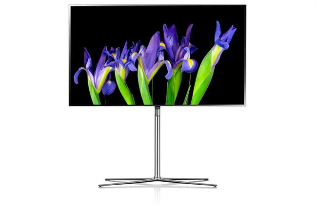 IFA 2012. Samsung ES9500, televisor OLED 3D MultiView, Imagen 1
