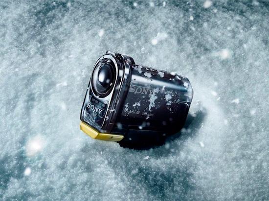 IFA 2012. Sony Action Cam, Imagen 2
