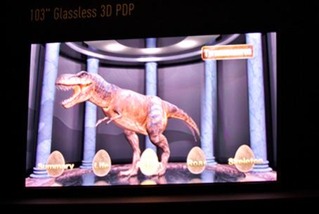 IFA 2012. Panasonic Super Hi-Vision. Televisión de 145 pulgadas con resolución 8k, Imagen 2