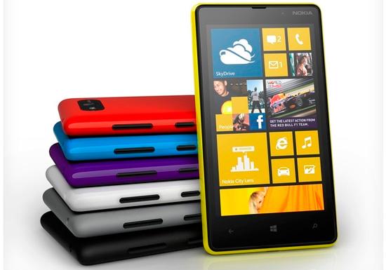 Nokia presenta sus nuevos terminales de la gama Lumia, Imagen 2