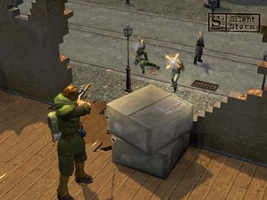 Silent Storm noticias y demo, Imagen 1