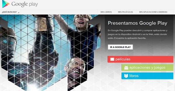 Movistar ofrece el pago de las compras de Google Play en la factura del móvil, Imagen 1