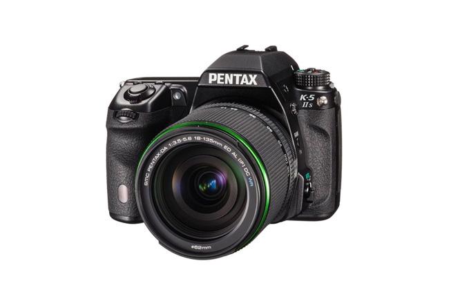 Nueva DSLR Pentax K5 II, Imagen 1