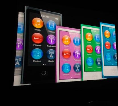 Nuevos iPod Nano 7G e iPod Touch 5G, Imagen 1
