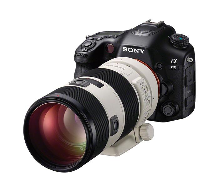 Nueva Sony Alpha 99 de espejo translucido, Imagen 1