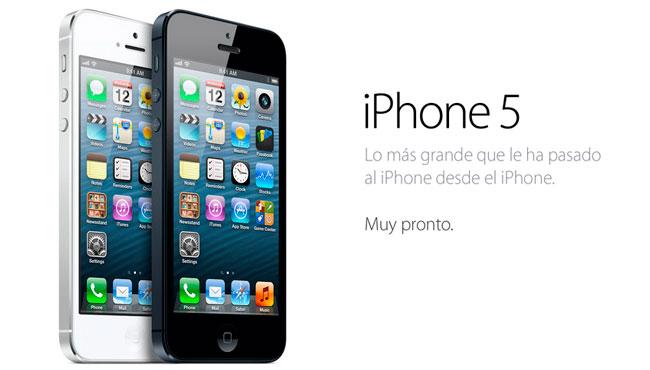 Precios del iPhone 5 libre, Imagen 1